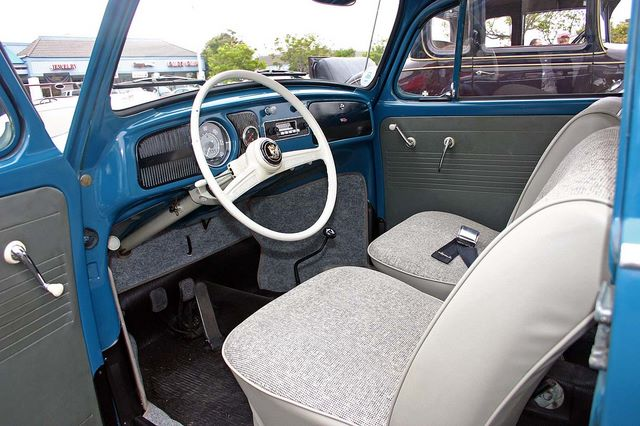 Beetle 1958 1967 View Topic Show Me Your Interior Color Combinations